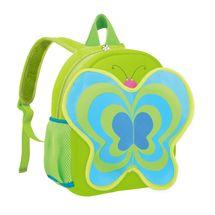 EASY - Batoh neoprenový - dětský motýl zelený