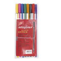 EASY - EASYLINER 8 ks-MIX  - mikrofix  - mix 8 barev