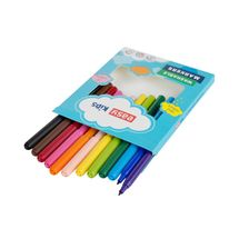 EASY - Fixy 12 barev, vypratelné