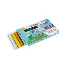 EASY - EasyCreative plastelina 10 barev/sada,160g