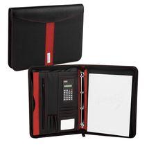 EASY - Portfolio /Guriatti/ LUGO A4-B-09-G  černo-červené