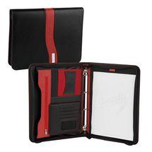 EASY - Portfolio /Guriatti/ MILO A4-B-08-G černo-červené