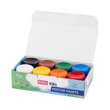 EASY - Temperové barvy v kelímku 8 barev