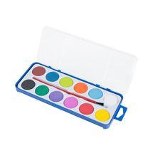 EASY - WaterColours vodové barvy 12barev/sada