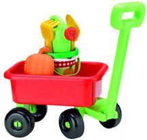 ECOIFFIER - Retro vozík s konvičkou a přísl.