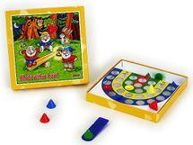 EFKO-KARTON - Společenská hra Klobouček hop!