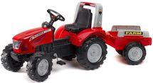 FALK - Šlapací traktor McCormick s vlečkou 3020AB