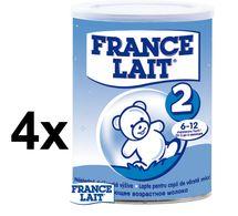 FRANCE LAIT - France Lait 2 - 400g 4 Kusy