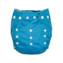 GMINI - Kalhotky plenkové modrá UNI