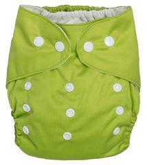 GMINI - plenkové kalhotky zelená UNI