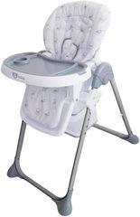 GMINI - Jídelní židle Simply BEARS šedá