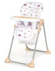GMINI - Jídelní židle Simply BEETLE coffee