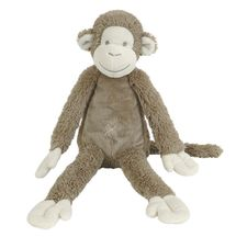 HAPPY HORSE - Opička Mickey hnědá no.2