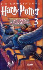 Harry Potter 3 - A väzen z Azkabanu, 2. vydanie - Joanne K. Rowlingová