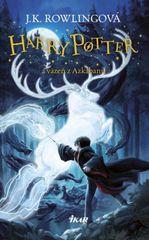 Harry Potter 3 - A väzen z Azkabanu, 3. vydanie - Joanne K. Rowlingová