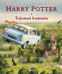 Harry Potter a Tajomná komnata – ilustrovaná edícia - Joanne K. Rowlingová