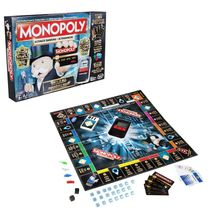 HASBRO - Monopoly Elektronické Bankovníctvo (slovenské)