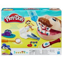 HASBRO - Play Doh Dr Zubař