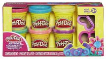 HASBRO - Play Doh Třpytivá Modelína