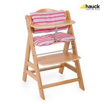 HAUCK - Dvoudílná podložka k židli Alpha 2016, Multicolor Girl