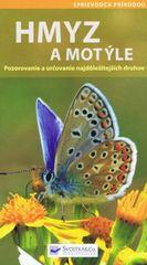 Hmyz a motýle - Kolektív autorov