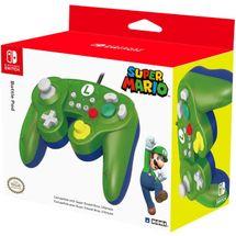 HORI - SWITCH GameCube Style BattlePad - Luigi