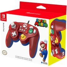 HORI - SWITCH GameCube Style BattlePad - Mario