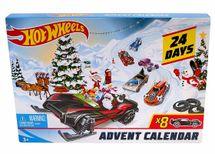 HOT WHEELS - Adventní kalendář FYN46