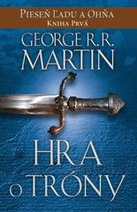 Hra o tróny- Piesen ľadu a ohna - kniha prvá- časť 1 - George R. R. Martin