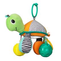 INFANTINO - Závěsná Želva se zrcátkem a míčky
