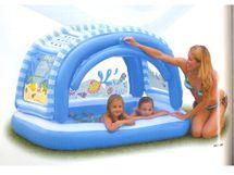 INTEX - Bazén domek 163 x 112 x 102 cm
