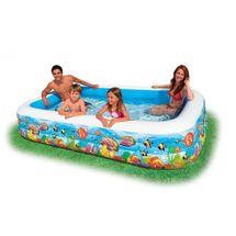INTEX - Bazén rodinný rybičky