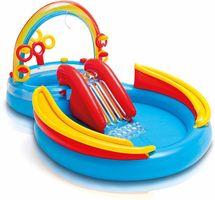 INTEX - bazénové hrací centrum s duhou