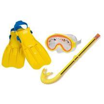 INTEX - dětská potápěč souprava s ploutvemi malé