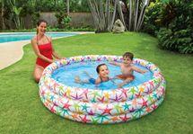 INTEX - dětský nafukovací bazén 168x40cm