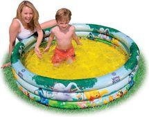 INTEX - dětský nafukovací bazén Medvídek Pů 147x33 cm