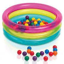 INTEX - Dětský nafukovací bazének na míčky 48674