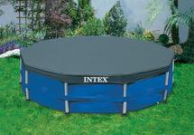 INTEX - krycí plachta na bazén kulatá o průměru 457 cm 28032