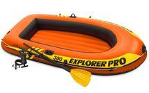 INTEX - Nafukovací člun 58358 Explorer Pro 300 set