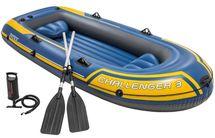 INTEX - nafukovací člun Challenger 3 set