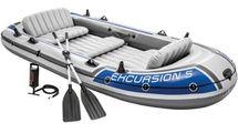 INTEX - nafukovací člun Excursion 5 set