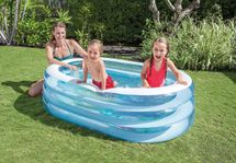INTEX - nafukovací dětský bazén Kamarádi z moře 57482