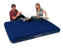 INTEX - nafukovací postel 68759 Classic Downy Queen