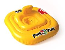 INTEX - nafukovací sedačka do vody Baby float 79 cm - štvorcová