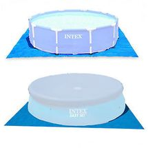 INTEX - plachta pod bazén