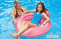 INTEX - plavací kruh Candy Colour 102 cm, 56512