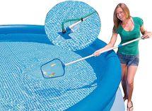 INTEX - sada na čištění bazénů
