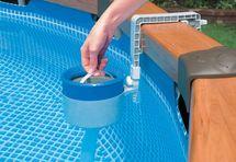 INTEX - sběrač nečistot z hladiny Skimmer 28000