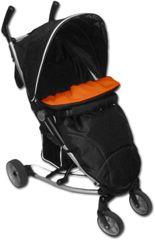 IVEMA BABY - Nánožník Golf - oranžový