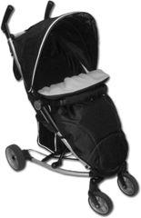 IVEMA BABY - Nánožník Golf - světlo-šedý